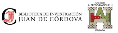 Biblioteca de Investigación Juan de Córdova