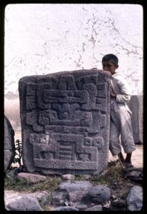 Piedra ñuiñe Tequixtepec